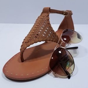 Sandals and sunglasses special!